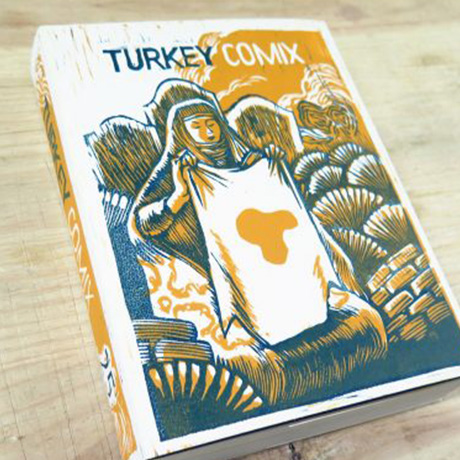 Turkey Comix 25